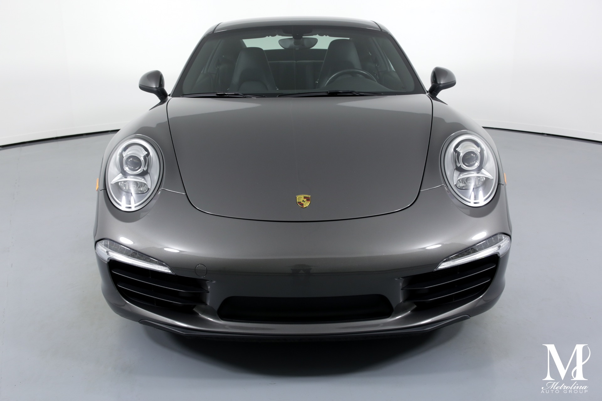 Used 2012 Porsche 911 Carrera S for sale Sold at Metrolina Auto Group in Charlotte NC 28217 - 3