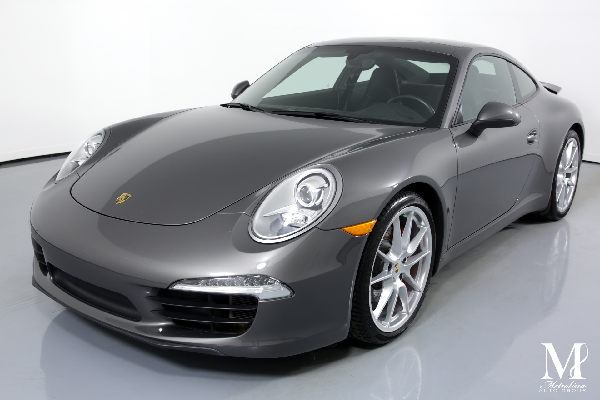 Used 2012 Porsche 911 Carrera S for sale Sold at Metrolina Auto Group in Charlotte NC 28217 - 4