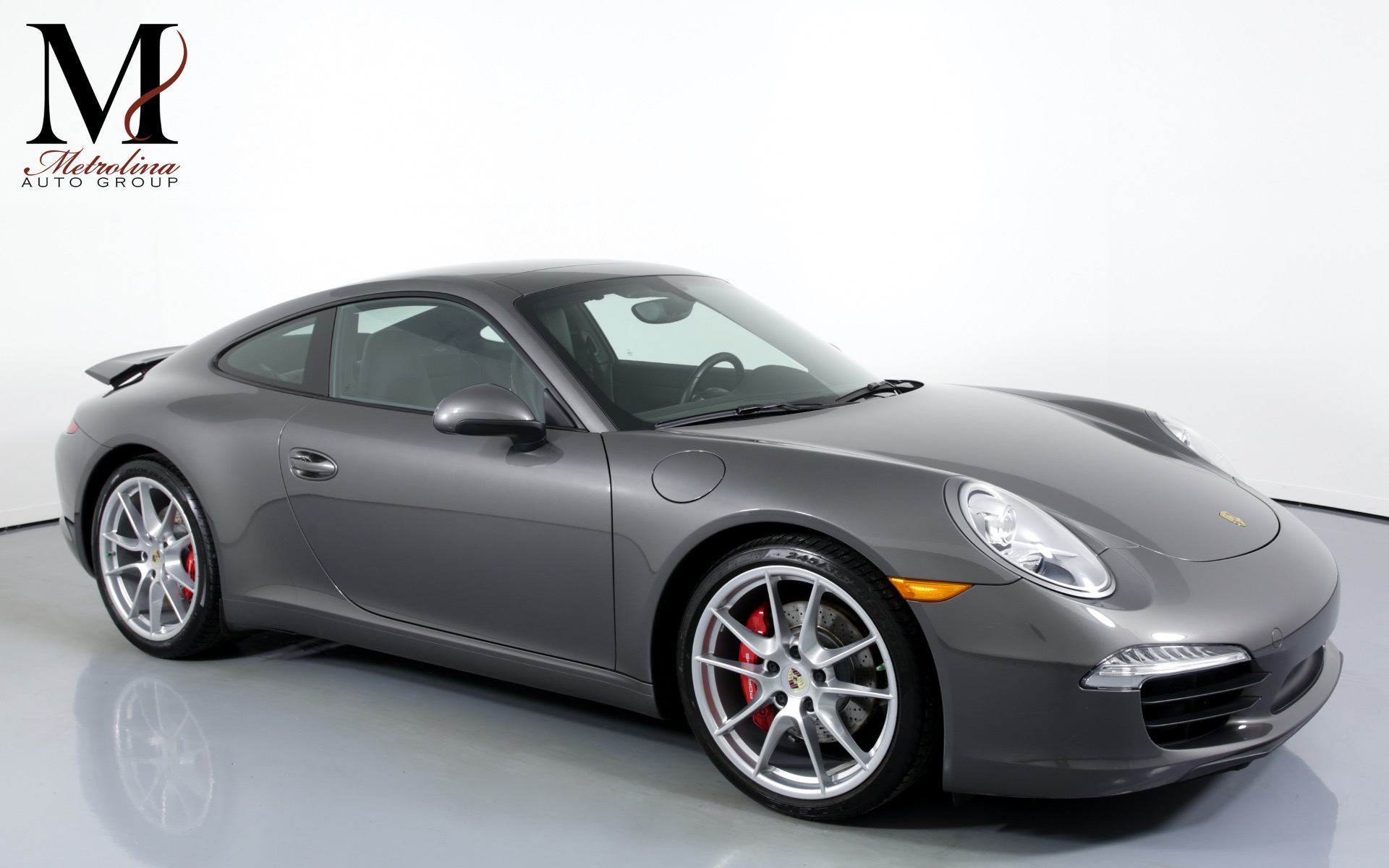 Used 2012 Porsche 911 Carrera S for sale Sold at Metrolina Auto Group in Charlotte NC 28217 - 1