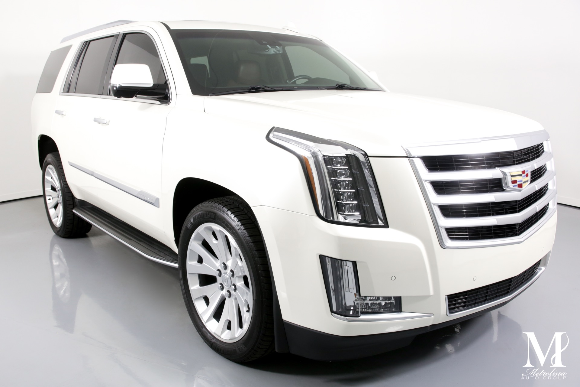 Used 2015 Cadillac Escalade Luxury for sale $49,996 at Metrolina Auto Group in Charlotte NC 28217 - 2