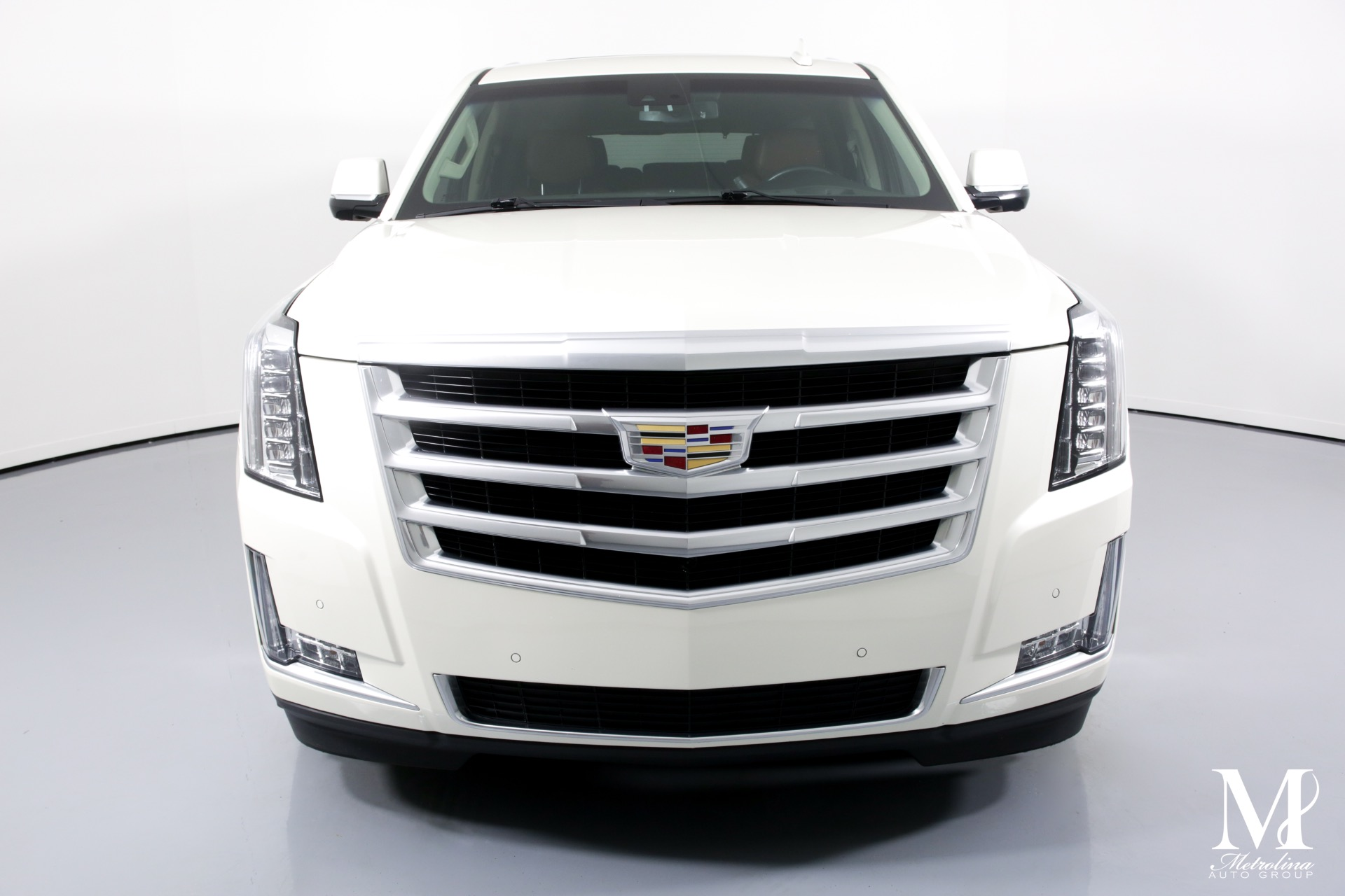 Used 2015 Cadillac Escalade Luxury for sale $49,996 at Metrolina Auto Group in Charlotte NC 28217 - 3