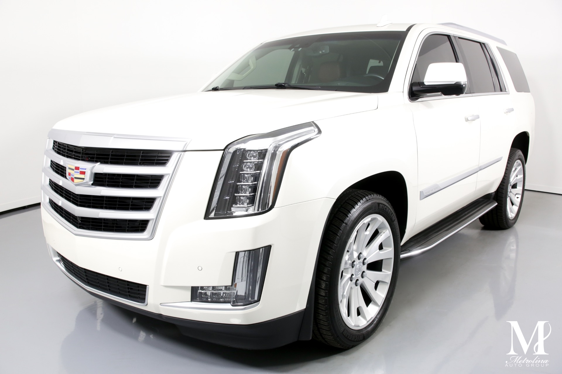 Used 2015 Cadillac Escalade Luxury for sale $49,996 at Metrolina Auto Group in Charlotte NC 28217 - 4
