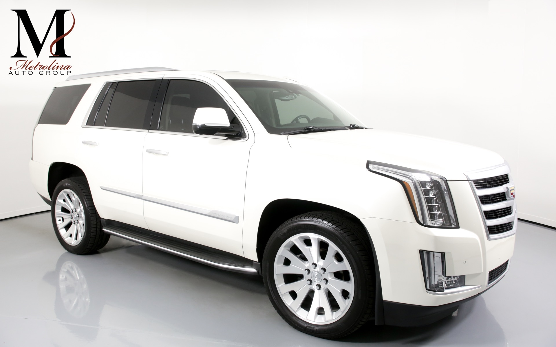Used 2015 Cadillac Escalade Luxury for sale $49,996 at Metrolina Auto Group in Charlotte NC 28217 - 1