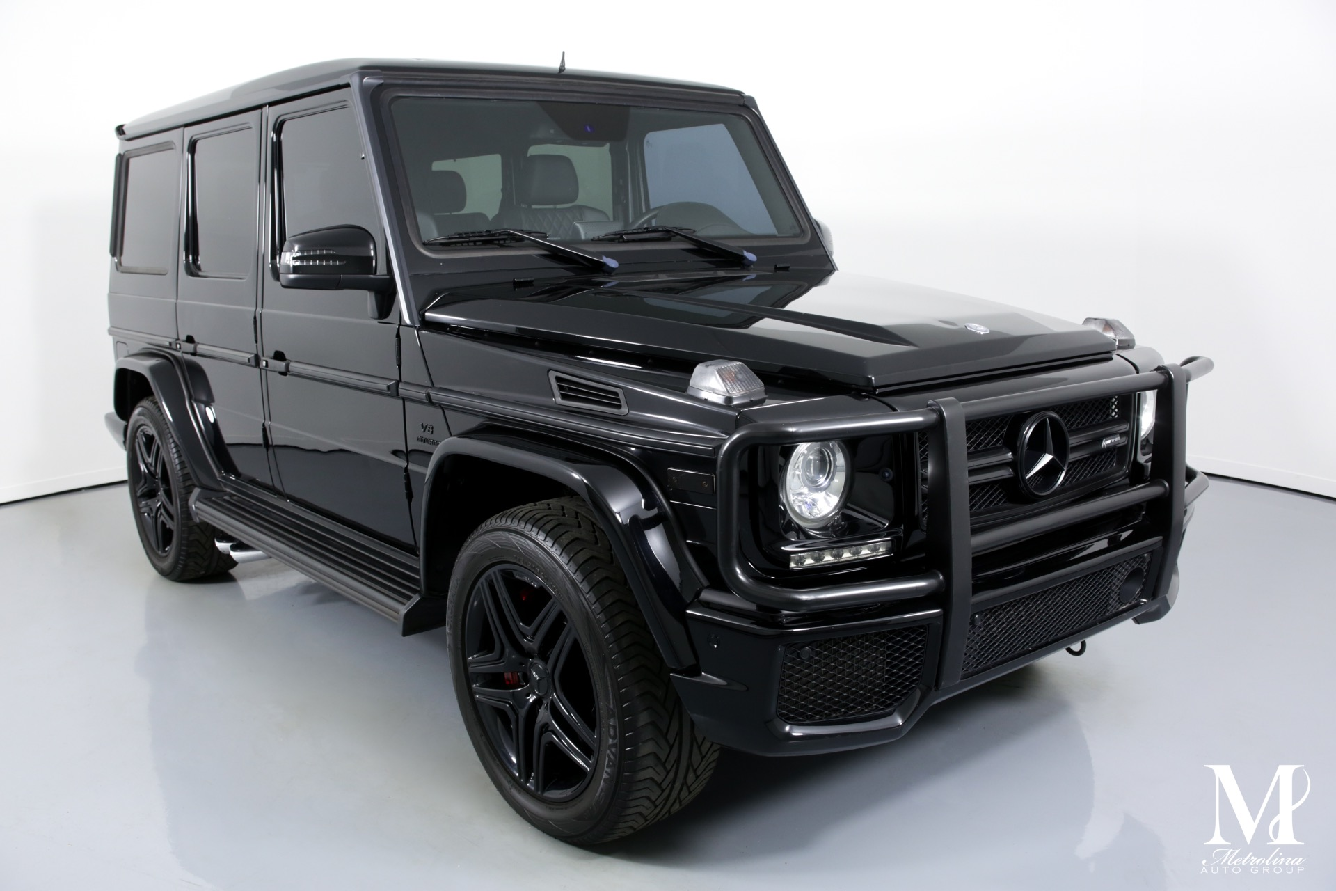 Used 2015 Mercedes-Benz G-Class G 63 AMG for sale $84,996 at Metrolina Auto Group in Charlotte NC 28217 - 2