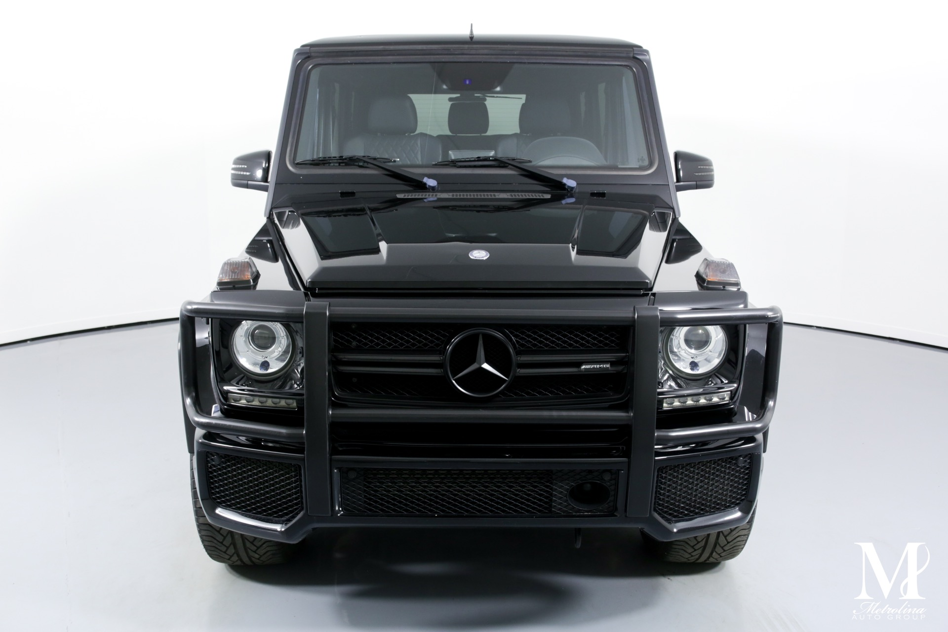 Used 2015 Mercedes-Benz G-Class G 63 AMG for sale Sold at Metrolina Auto Group in Charlotte NC 28217 - 3