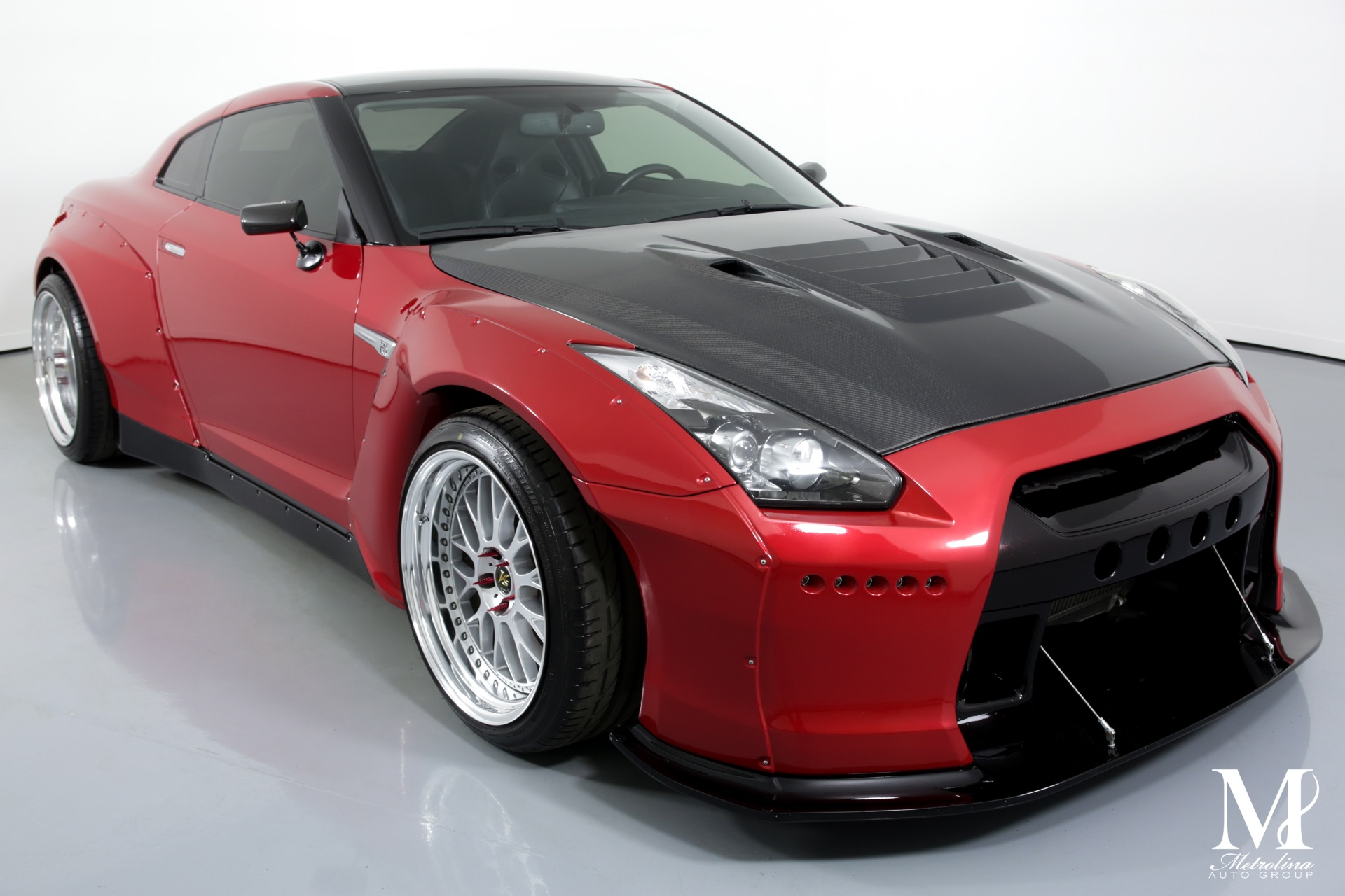 Used 2009 Nissan GT-R Premium for sale $84,996 at Metrolina Auto Group in Charlotte NC 28217 - 2