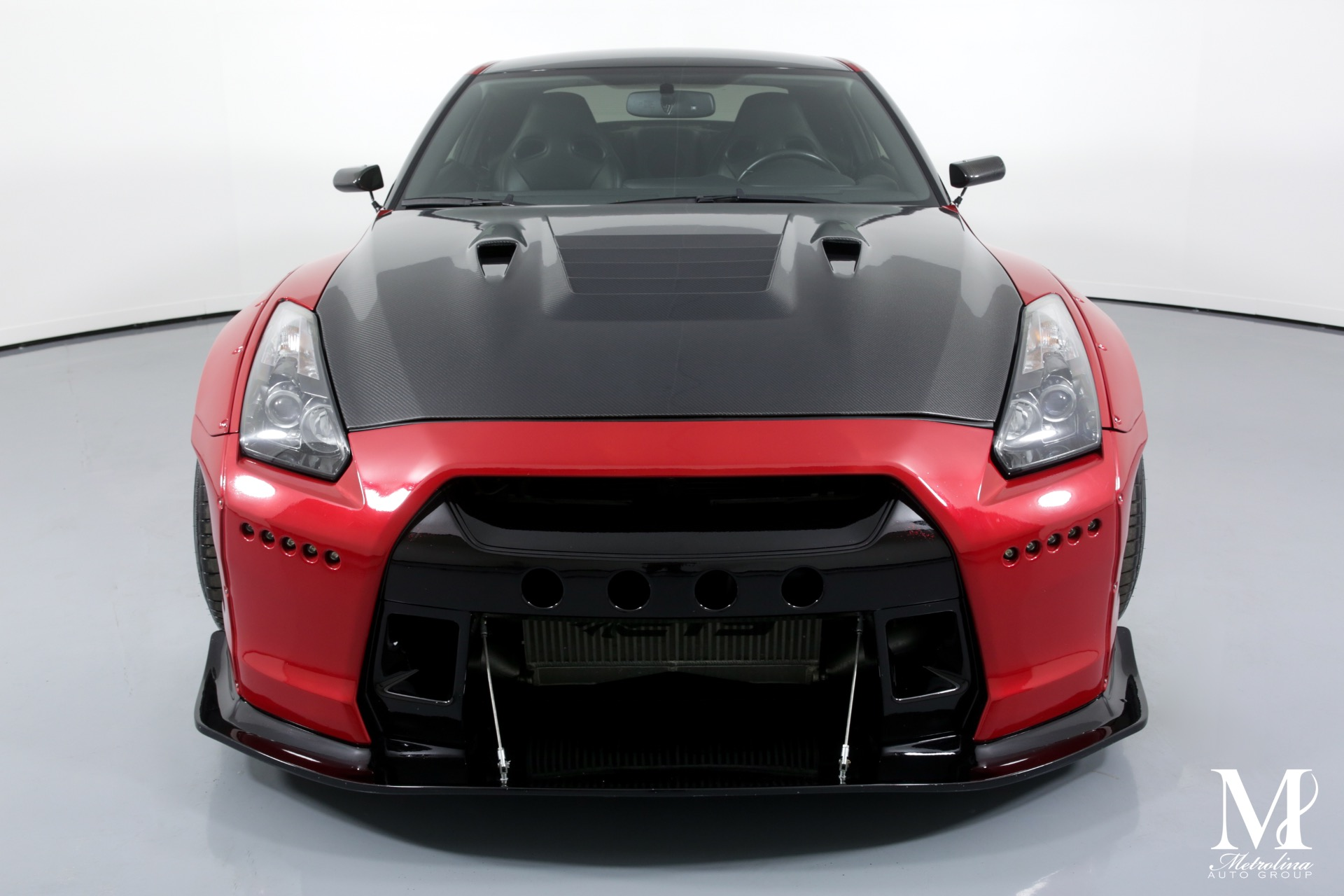 Used 2009 Nissan GT-R Premium for sale $84,996 at Metrolina Auto Group in Charlotte NC 28217 - 3