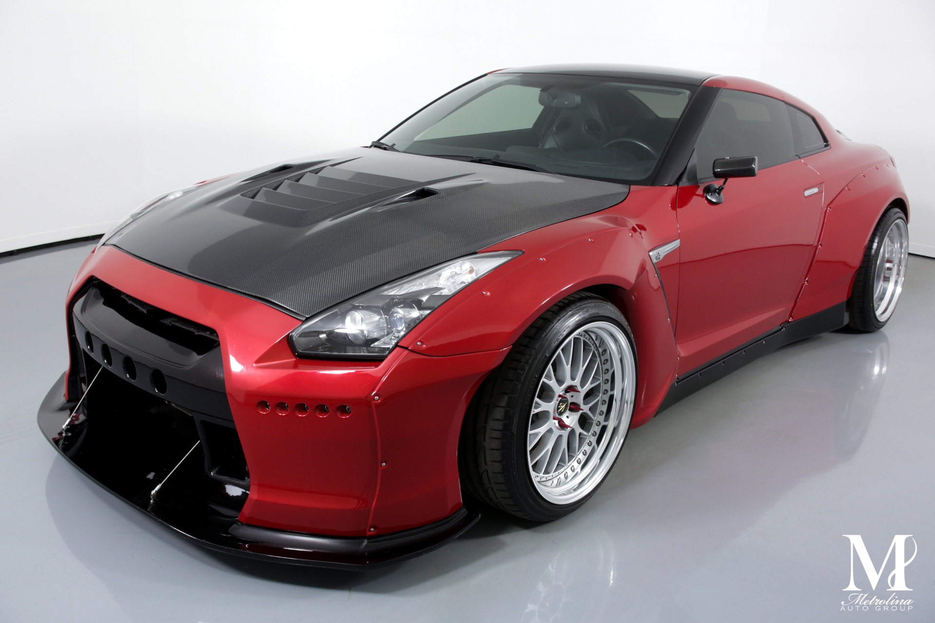 Used 2009 Nissan GT-R Premium for sale $84,996 at Metrolina Auto Group in Charlotte NC 28217 - 4