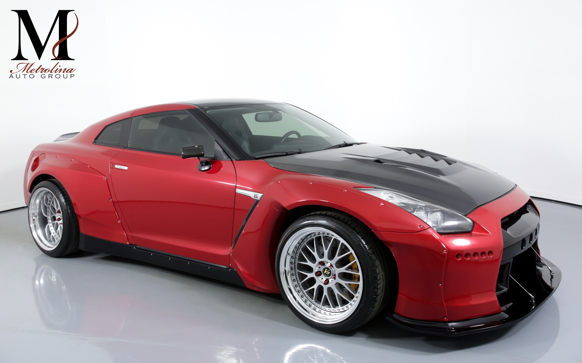 Used 2009 Nissan GT-R Premium for sale $84,996 at Metrolina Auto Group in Charlotte NC 28217 - 1