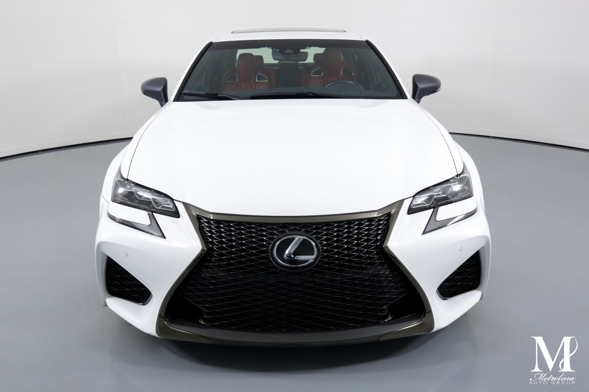 Used 2018 Lexus GS F for sale $61,996 at Metrolina Auto Group in Charlotte NC 28217 - 3