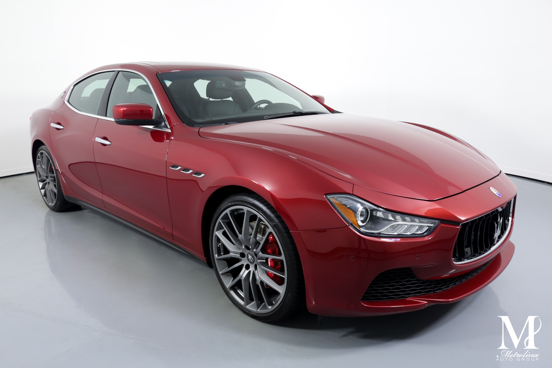 Used 2014 Maserati Ghibli S Q4 for sale Sold at Metrolina Auto Group in Charlotte NC 28217 - 2