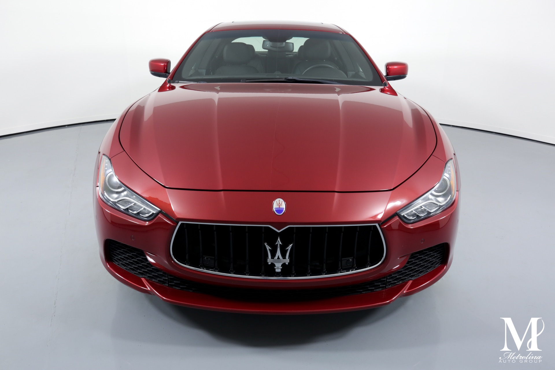 Used 2014 Maserati Ghibli S Q4 for sale Sold at Metrolina Auto Group in Charlotte NC 28217 - 3