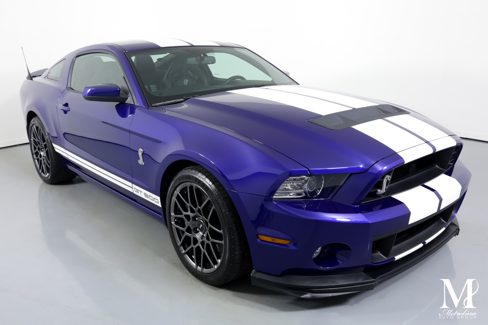 Used 2014 Ford Shelby GT500 for sale Sold at Metrolina Auto Group in Charlotte NC 28217 - 2