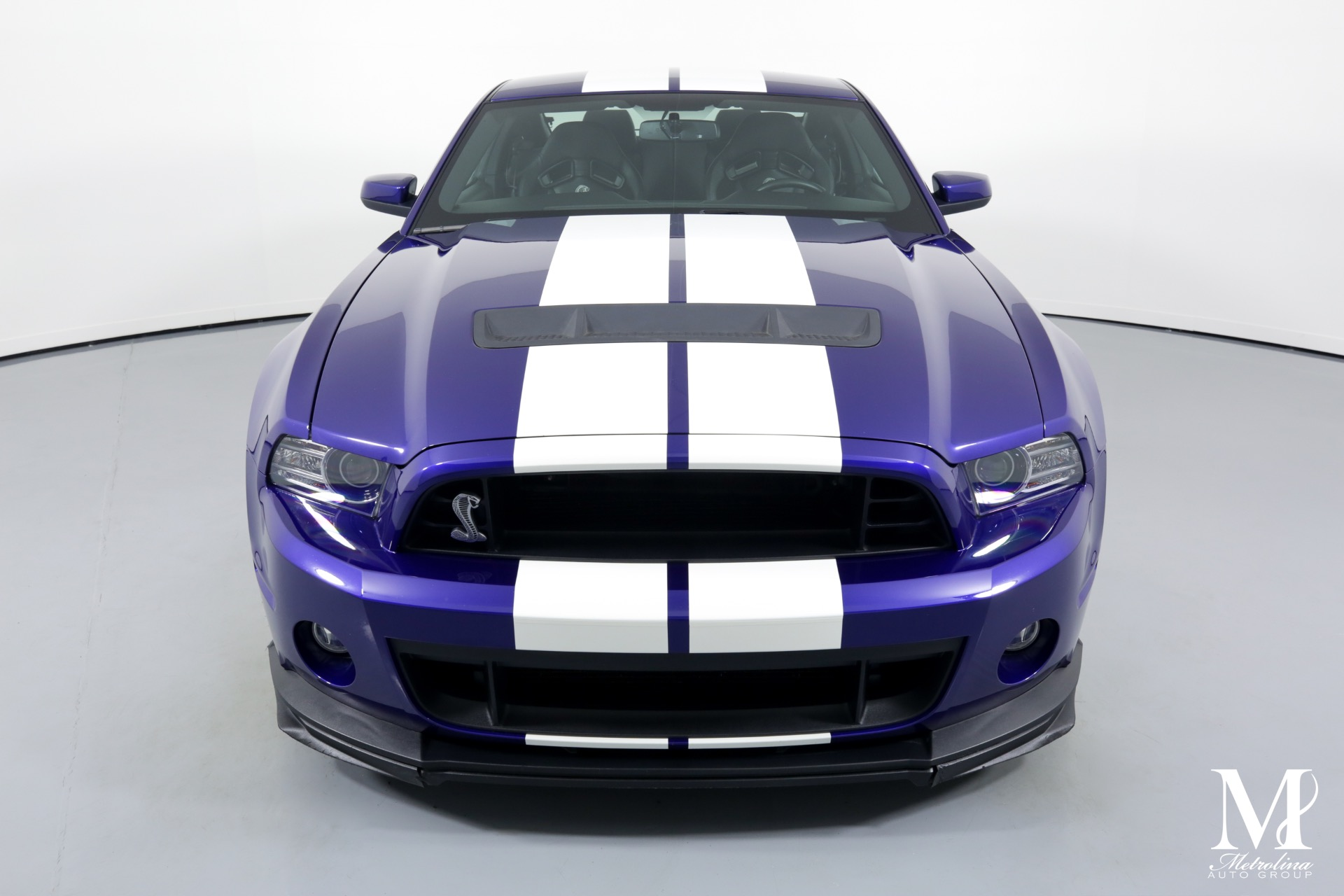 Used 2014 Ford Shelby GT500 for sale Sold at Metrolina Auto Group in Charlotte NC 28217 - 3