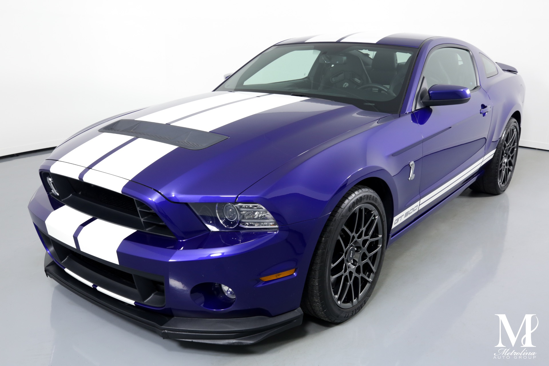 Used 2014 Ford Shelby GT500 for sale Sold at Metrolina Auto Group in Charlotte NC 28217 - 4