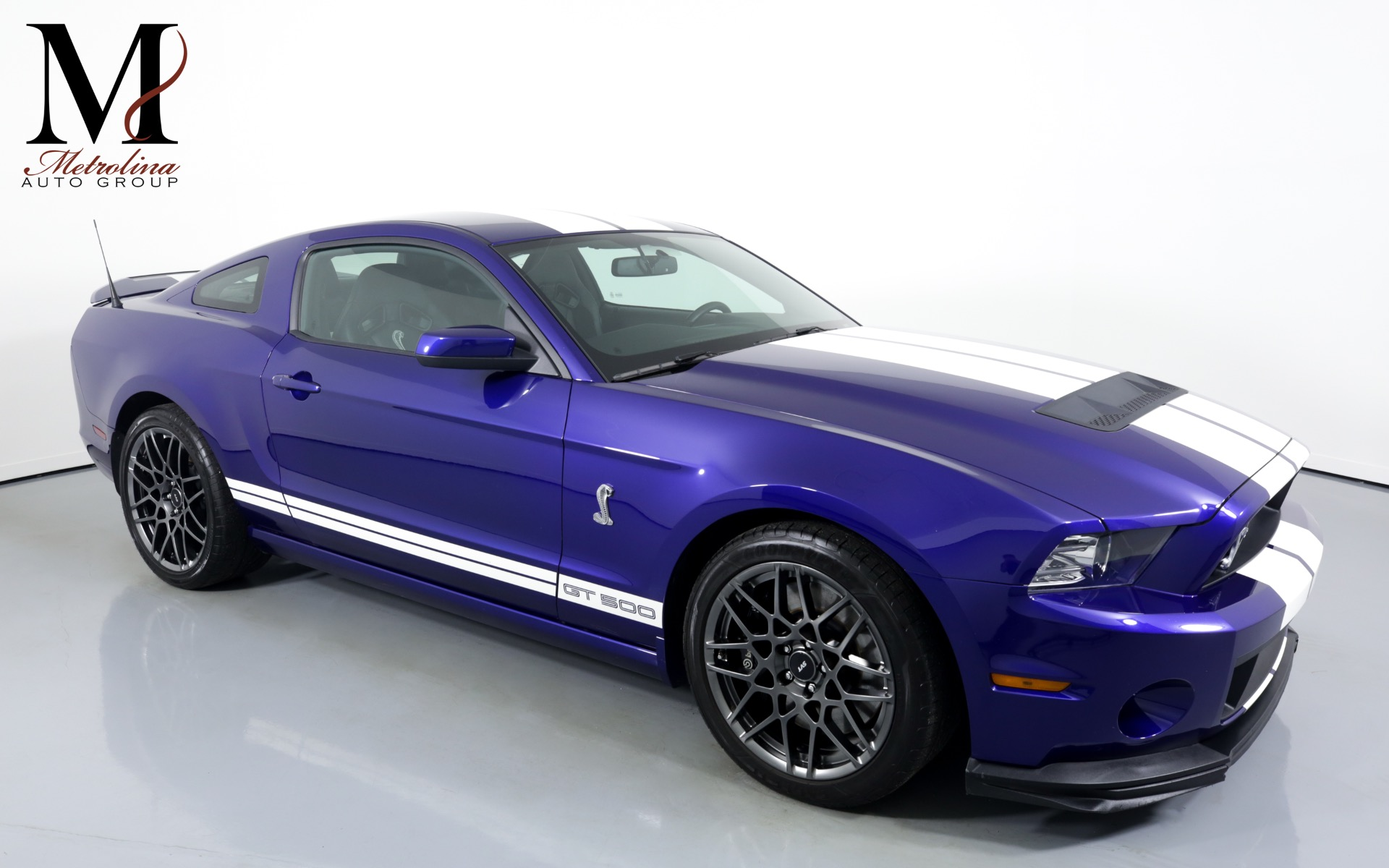 Used 2014 Ford Shelby GT500 for sale Sold at Metrolina Auto Group in Charlotte NC 28217 - 1
