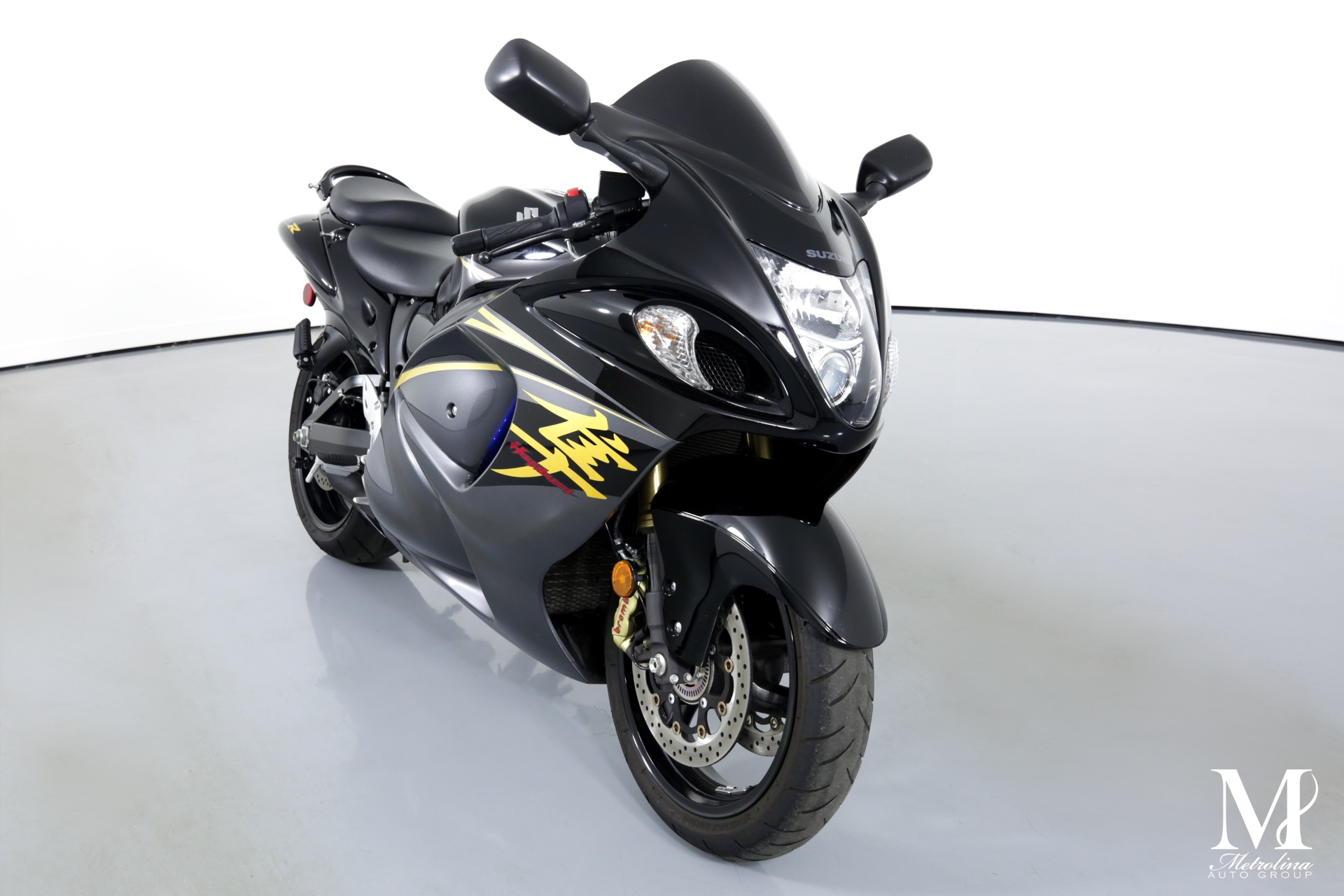 Used 2015 SUZUKI GSX 1300 RA HAYABUSA for sale $9,996 at Metrolina Auto Group in Charlotte NC 28217 - 2