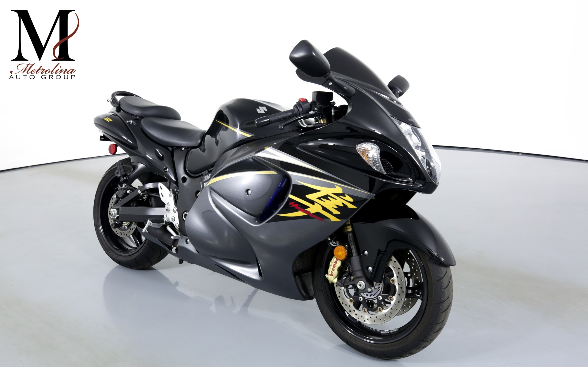 Used 2015 SUZUKI GSX 1300 RA HAYABUSA for sale $9,996 at Metrolina Auto Group in Charlotte NC 28217 - 1