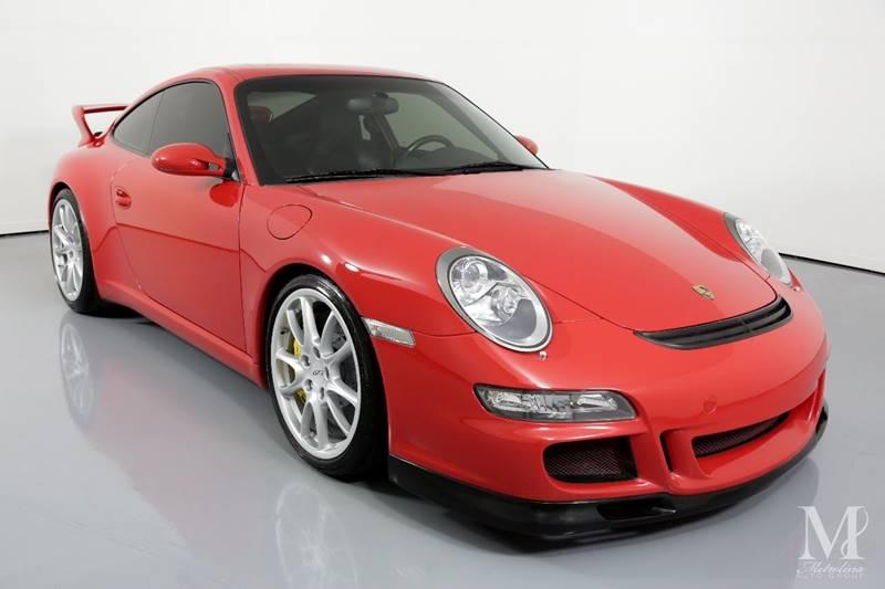 Used 2007 Porsche 911 GT3 2dr Coupe for sale Sold at Metrolina Auto Group in Charlotte NC 28217 - 2