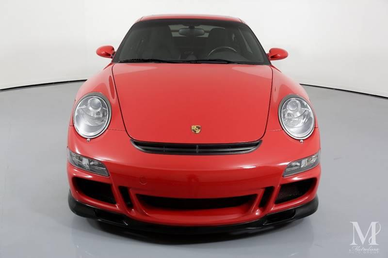Used 2007 Porsche 911 GT3 2dr Coupe for sale Sold at Metrolina Auto Group in Charlotte NC 28217 - 3