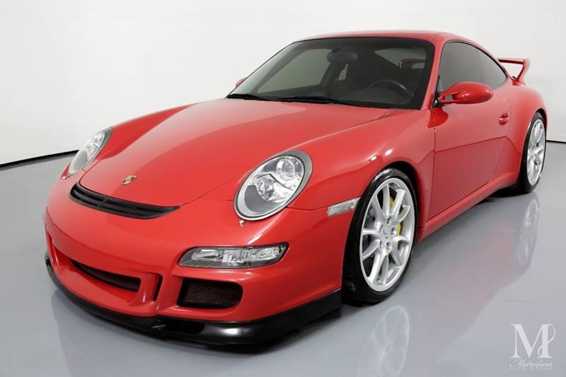 Used 2007 Porsche 911 GT3 2dr Coupe for sale Sold at Metrolina Auto Group in Charlotte NC 28217 - 4
