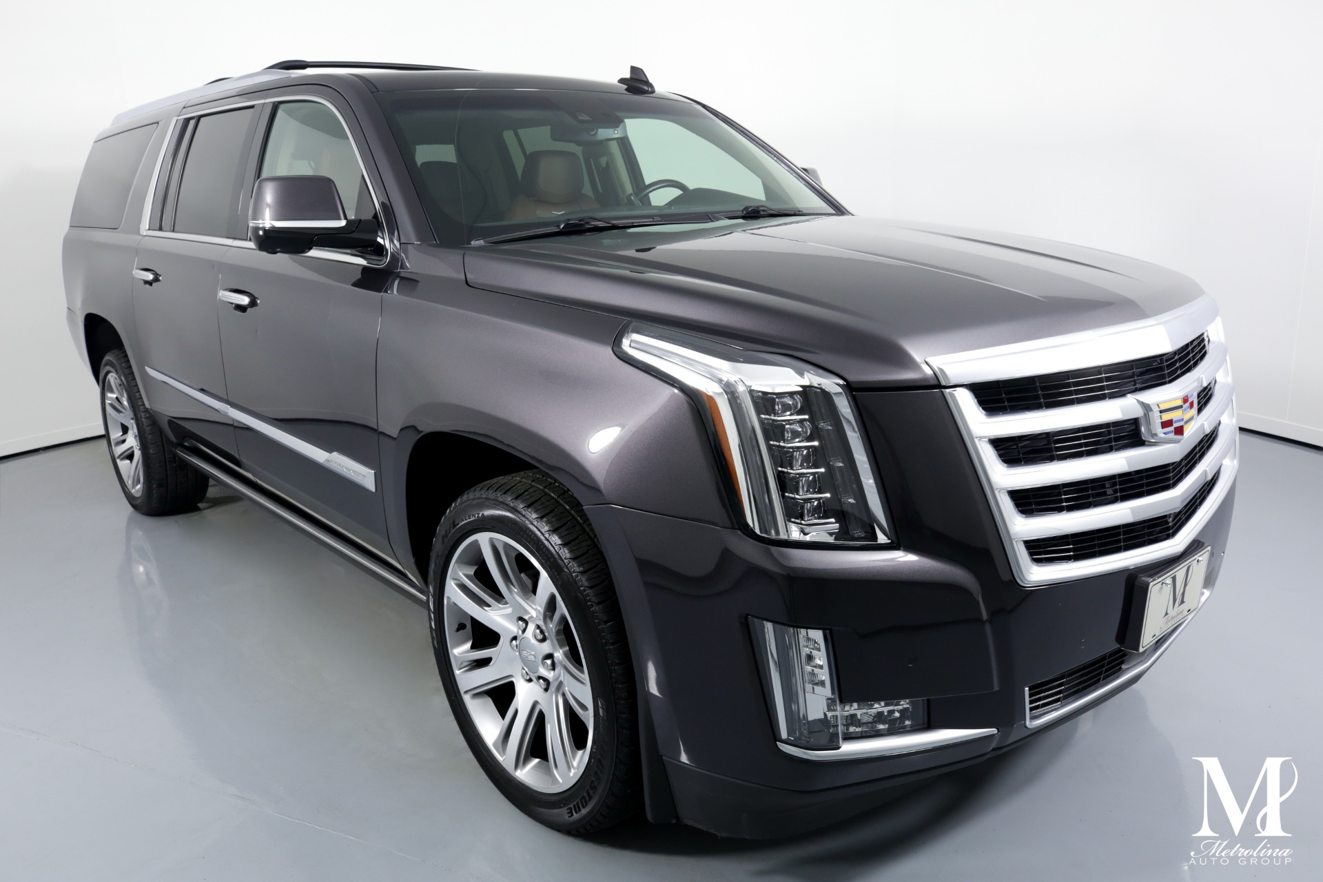 Used 2016 Cadillac Escalade ESV Premium Collection for sale $44,995 at Metrolina Auto Group in Charlotte NC 28217 - 2