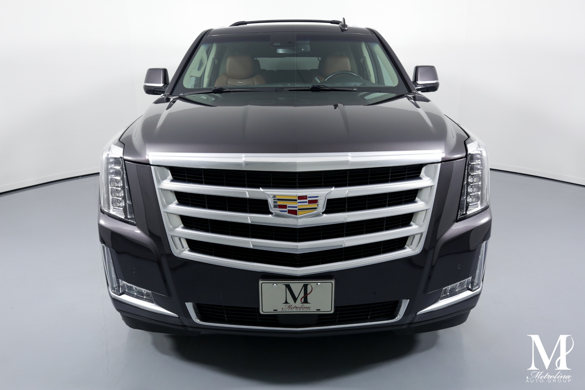 Used 2016 Cadillac Escalade ESV Premium Collection for sale $44,995 at Metrolina Auto Group in Charlotte NC 28217 - 3