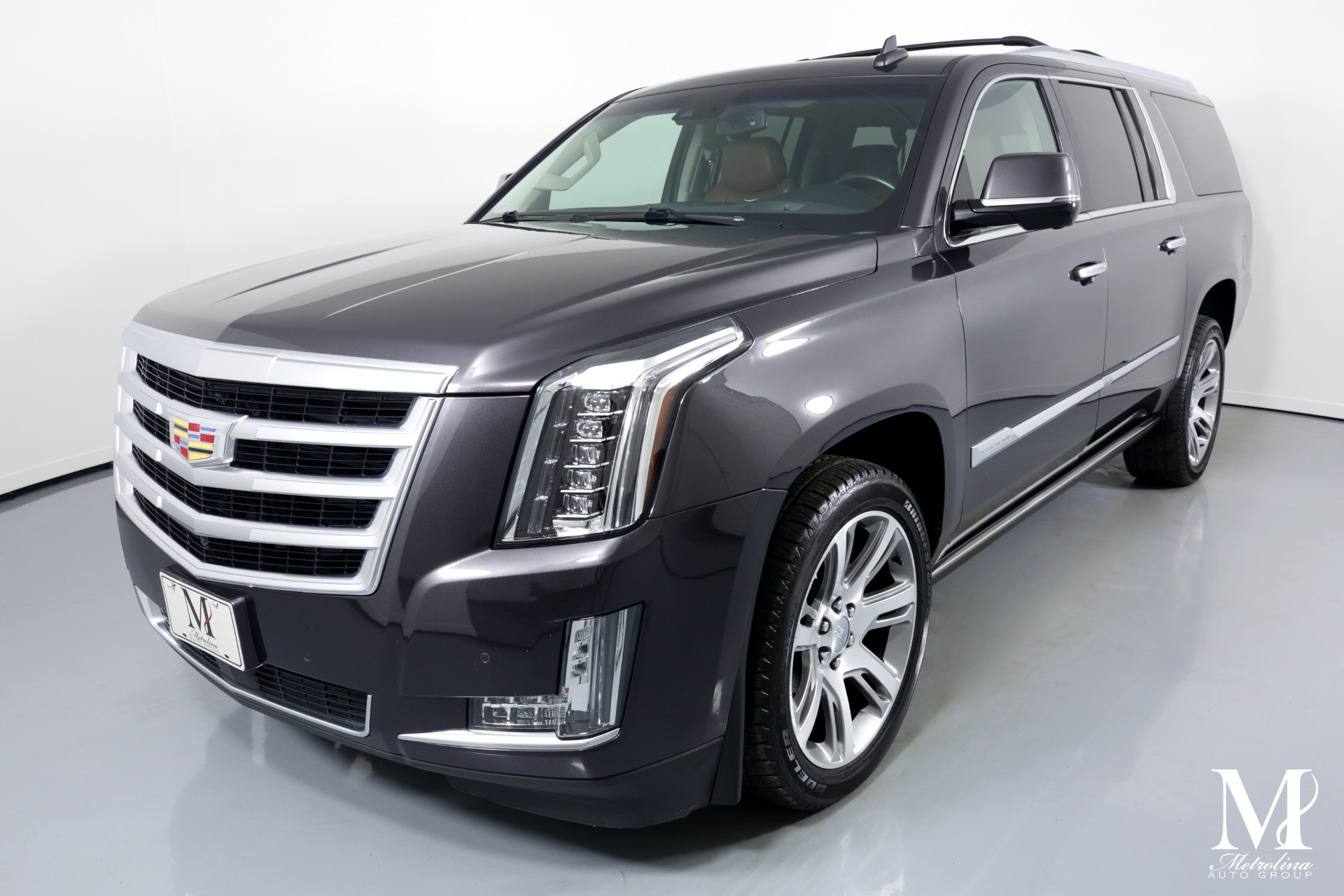 Used 2016 Cadillac Escalade ESV Premium Collection for sale $44,995 at Metrolina Auto Group in Charlotte NC 28217 - 4
