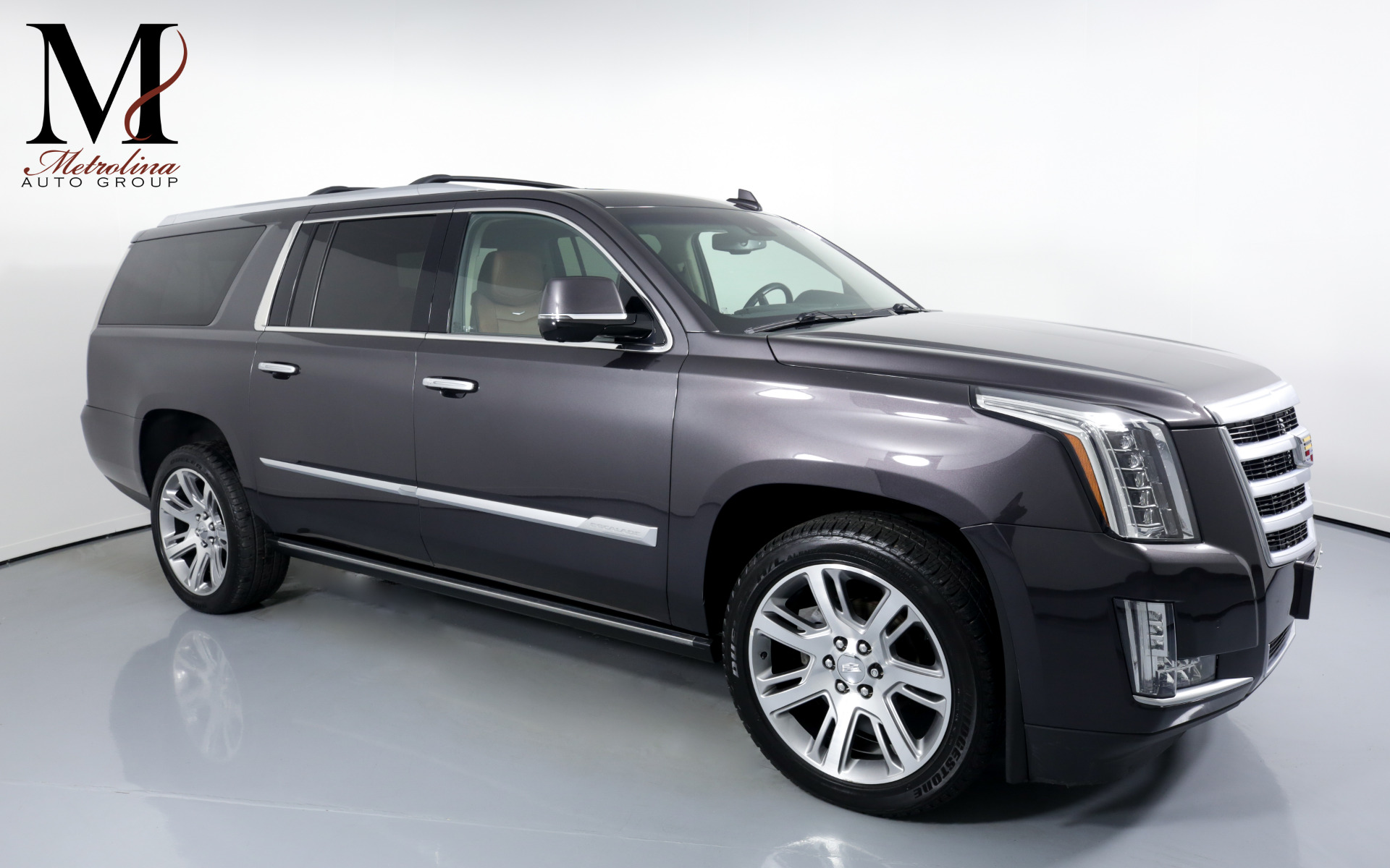 Used 2016 Cadillac Escalade ESV Premium Collection for sale $44,995 at Metrolina Auto Group in Charlotte NC 28217 - 1