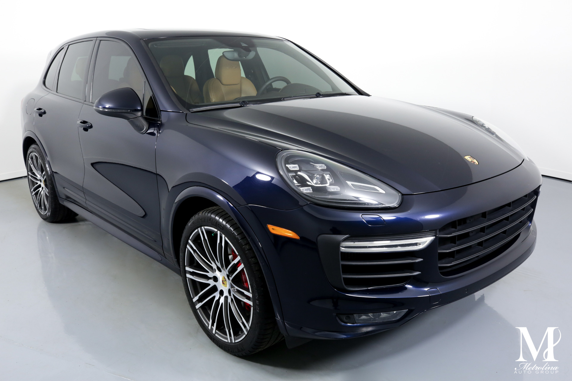 Used 2016 Porsche Cayenne GTS for sale $42,996 at Metrolina Auto Group in Charlotte NC 28217 - 2