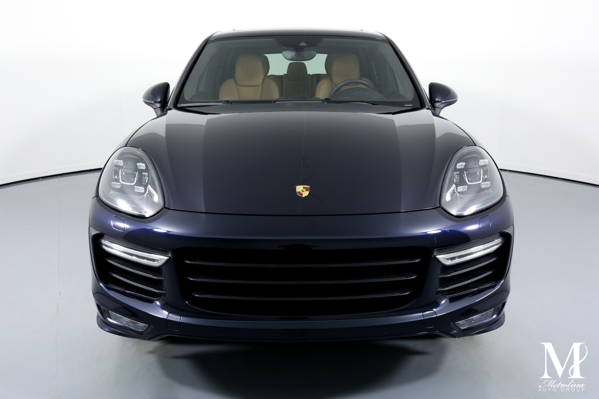 Used 2016 Porsche Cayenne GTS for sale $42,996 at Metrolina Auto Group in Charlotte NC 28217 - 3