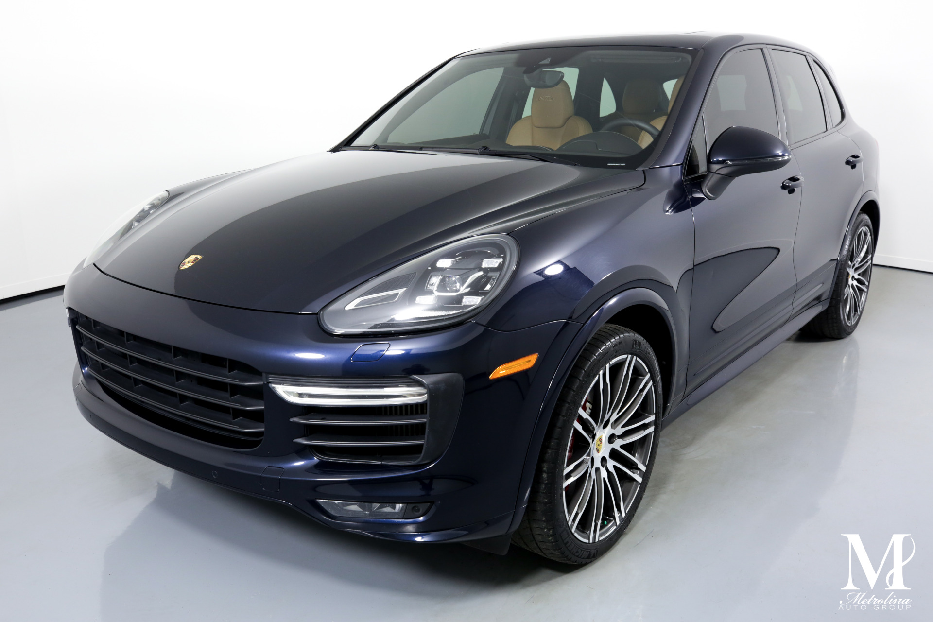 Used 2016 Porsche Cayenne GTS for sale $42,996 at Metrolina Auto Group in Charlotte NC 28217 - 4