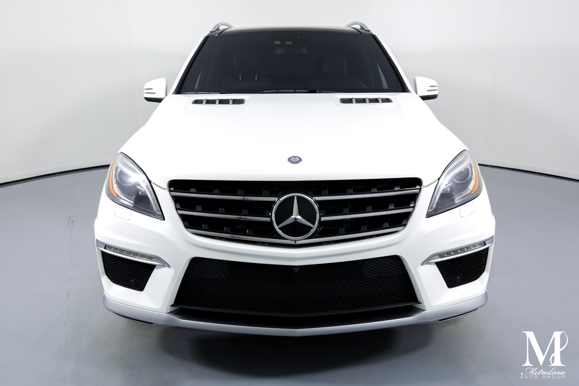 Used 2015 Mercedes-Benz M-Class ML 63 AMG for sale Sold at Metrolina Auto Group in Charlotte NC 28217 - 3
