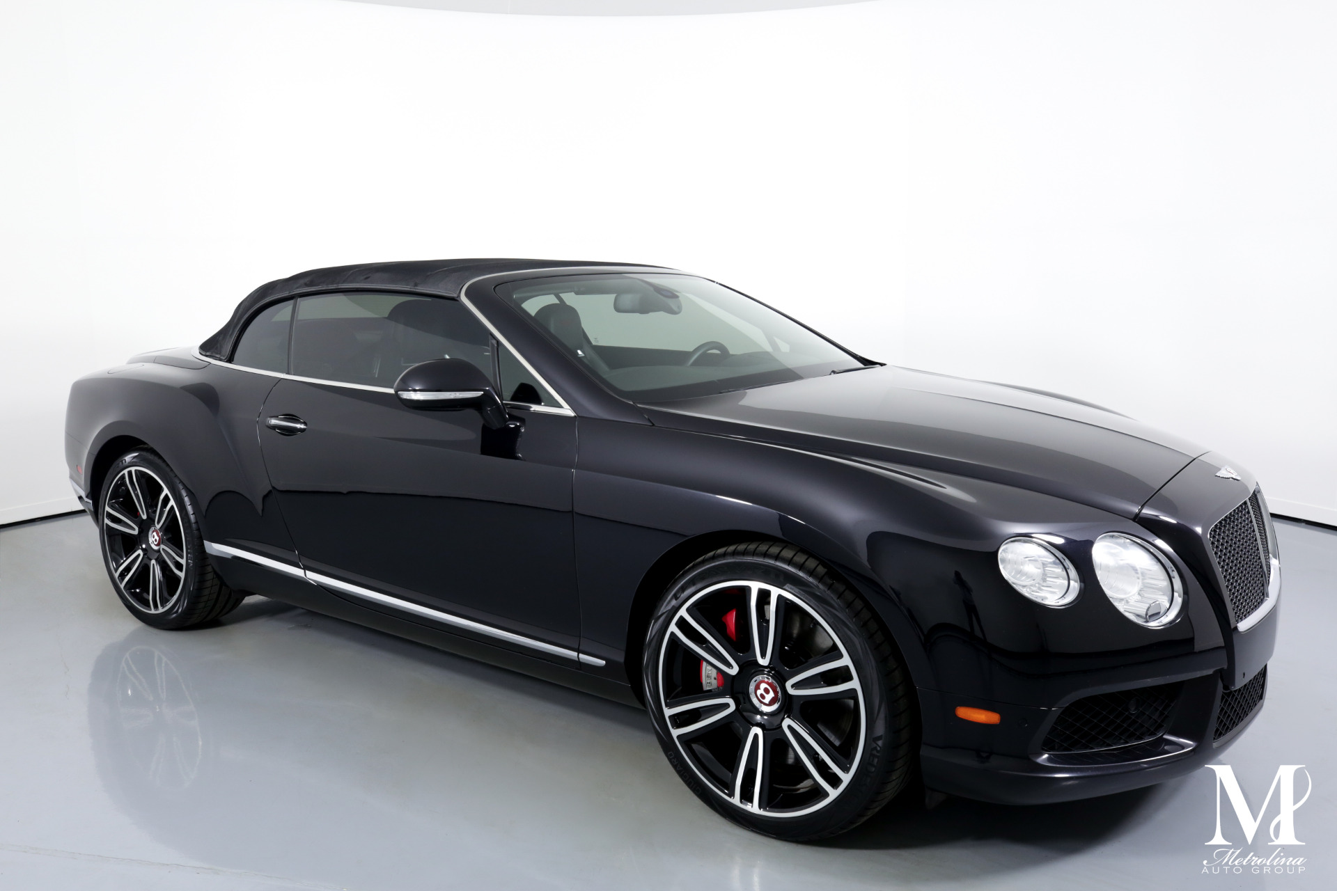 Used 2014 Bentley Continental GT V8 for sale $87,456 at Metrolina Auto Group in Charlotte NC 28217 - 2