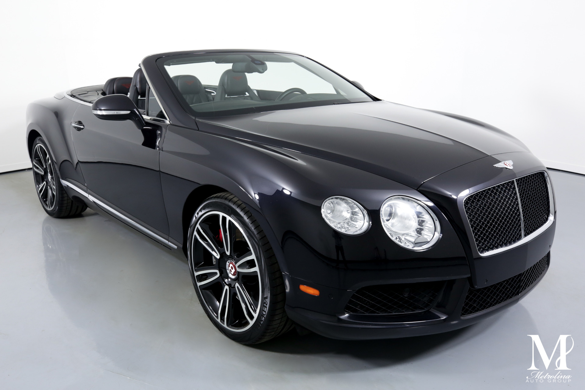 Used 2014 Bentley Continental GT V8 for sale $87,456 at Metrolina Auto Group in Charlotte NC 28217 - 3