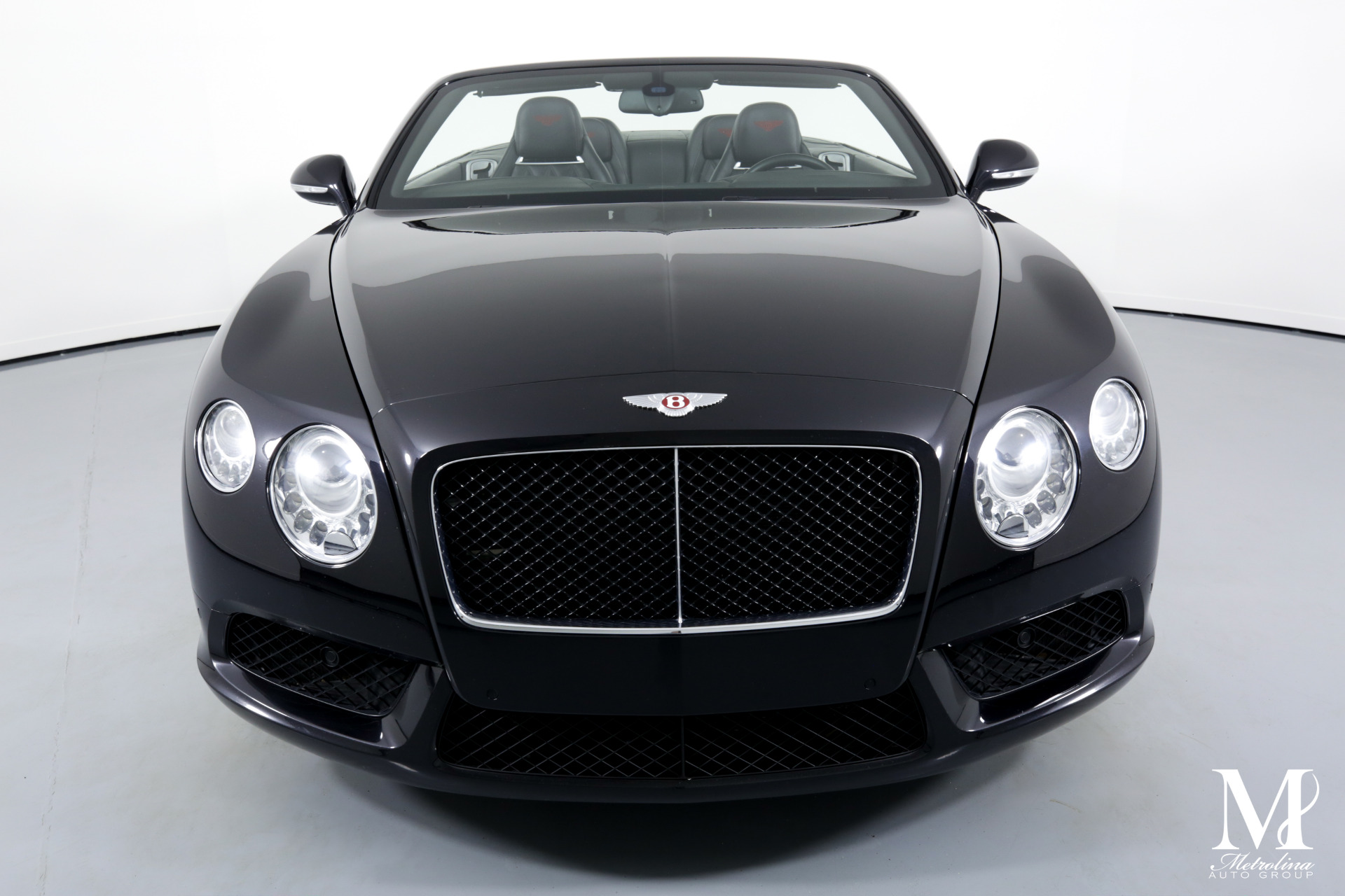 Used 2014 Bentley Continental GT V8 for sale $87,456 at Metrolina Auto Group in Charlotte NC 28217 - 4