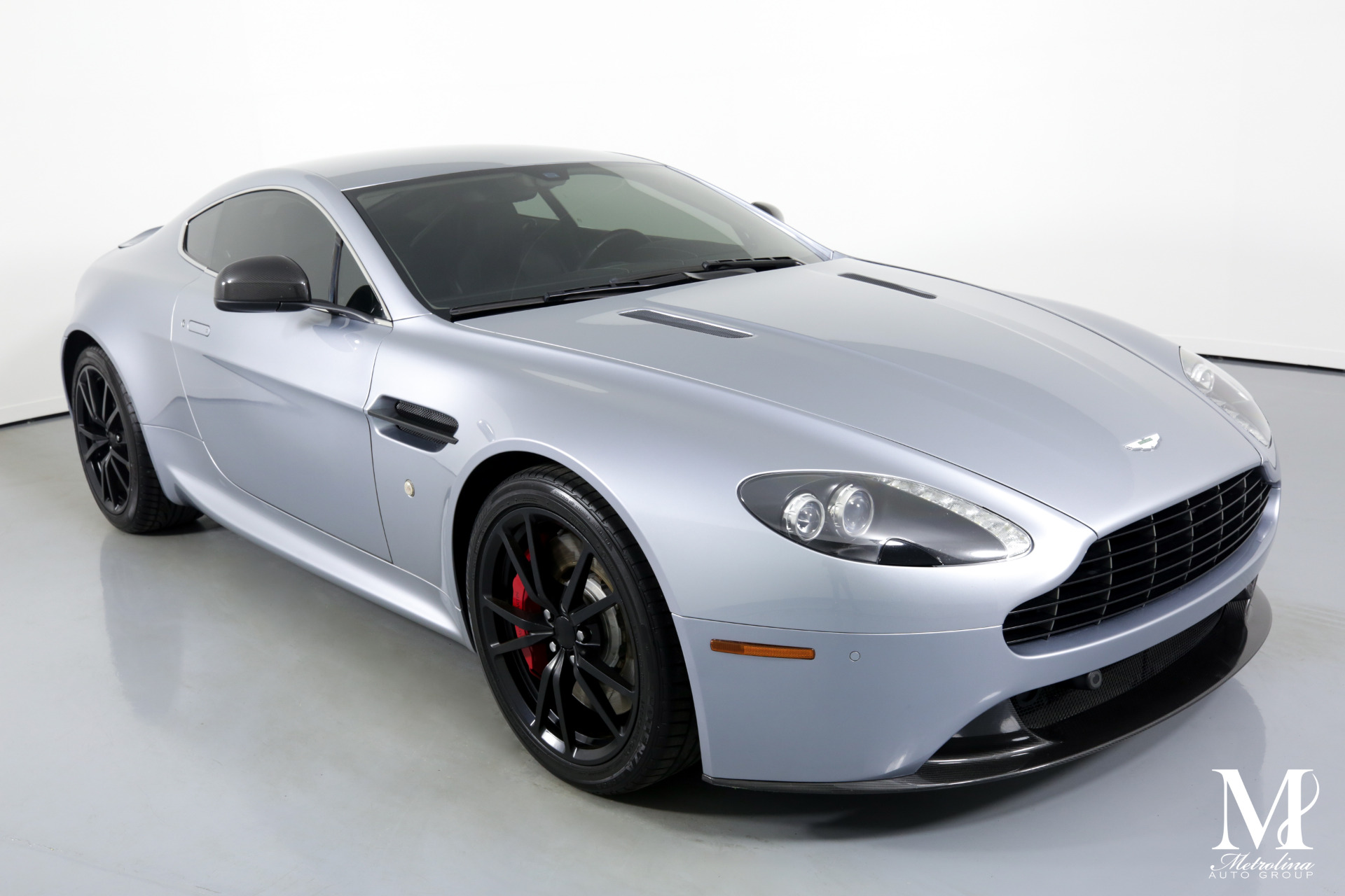 Used 2014 Aston Martin V8 Vantage for sale $49,996 at Metrolina Auto Group in Charlotte NC 28217 - 2