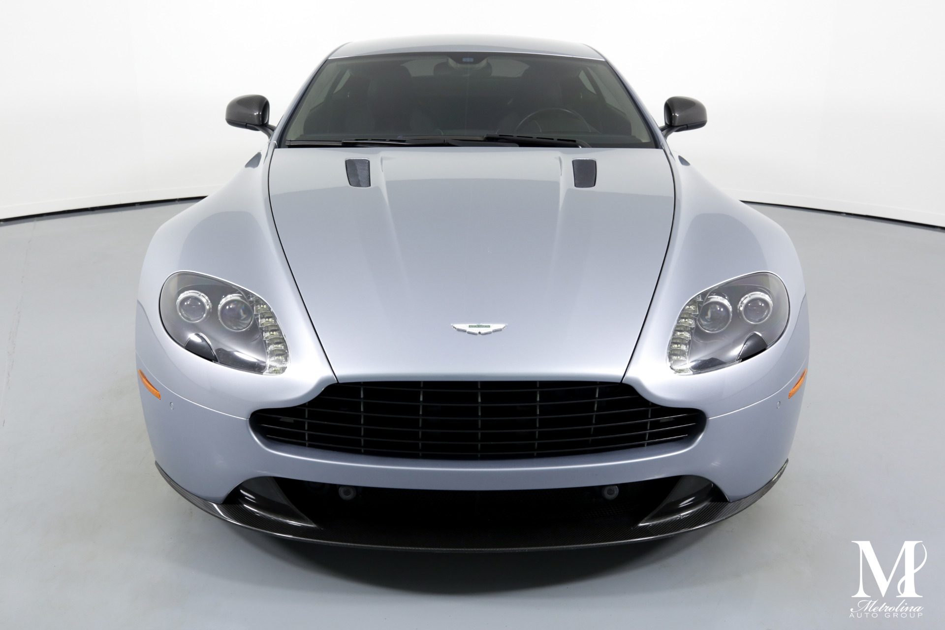 Used 2014 Aston Martin V8 Vantage for sale $49,996 at Metrolina Auto Group in Charlotte NC 28217 - 3