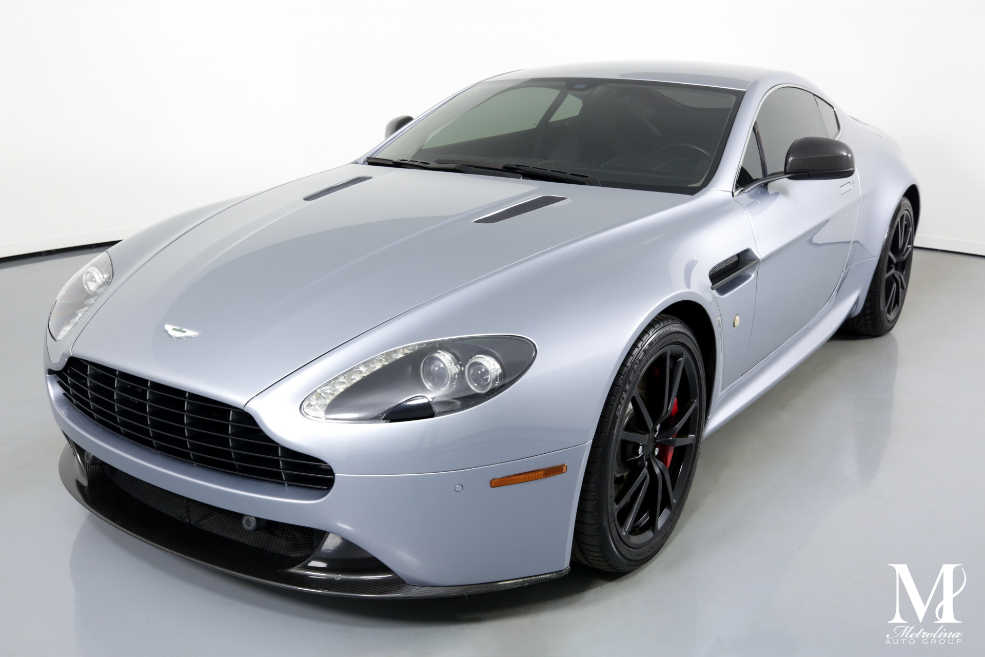 Used 2014 Aston Martin V8 Vantage for sale $49,996 at Metrolina Auto Group in Charlotte NC 28217 - 4