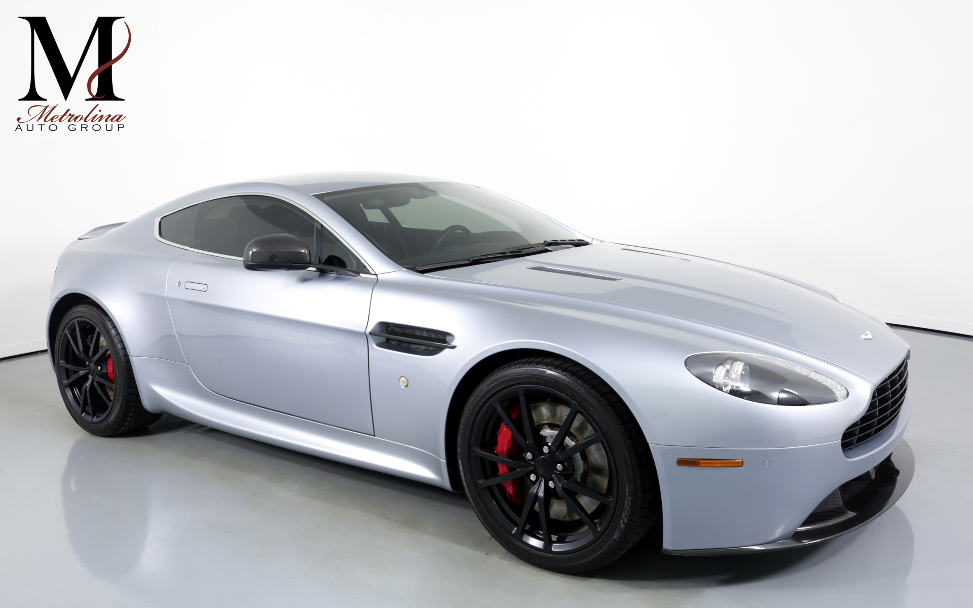Used 2014 Aston Martin V8 Vantage for sale $49,996 at Metrolina Auto Group in Charlotte NC 28217 - 1