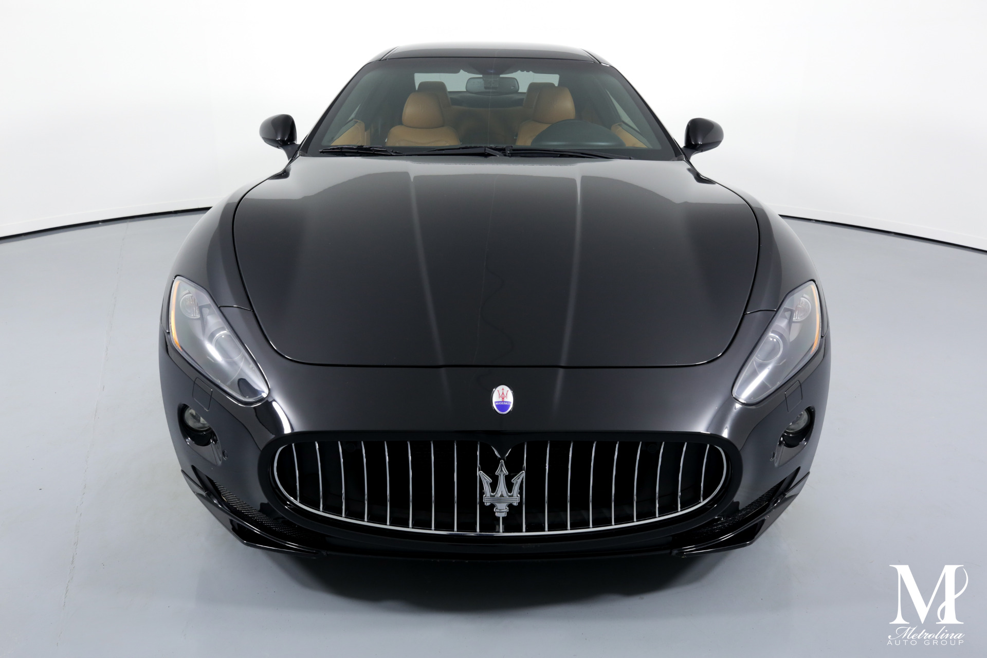 Used 2012 Maserati GranTurismo S Automatic for sale $38,996 at Metrolina Auto Group in Charlotte NC 28217 - 3