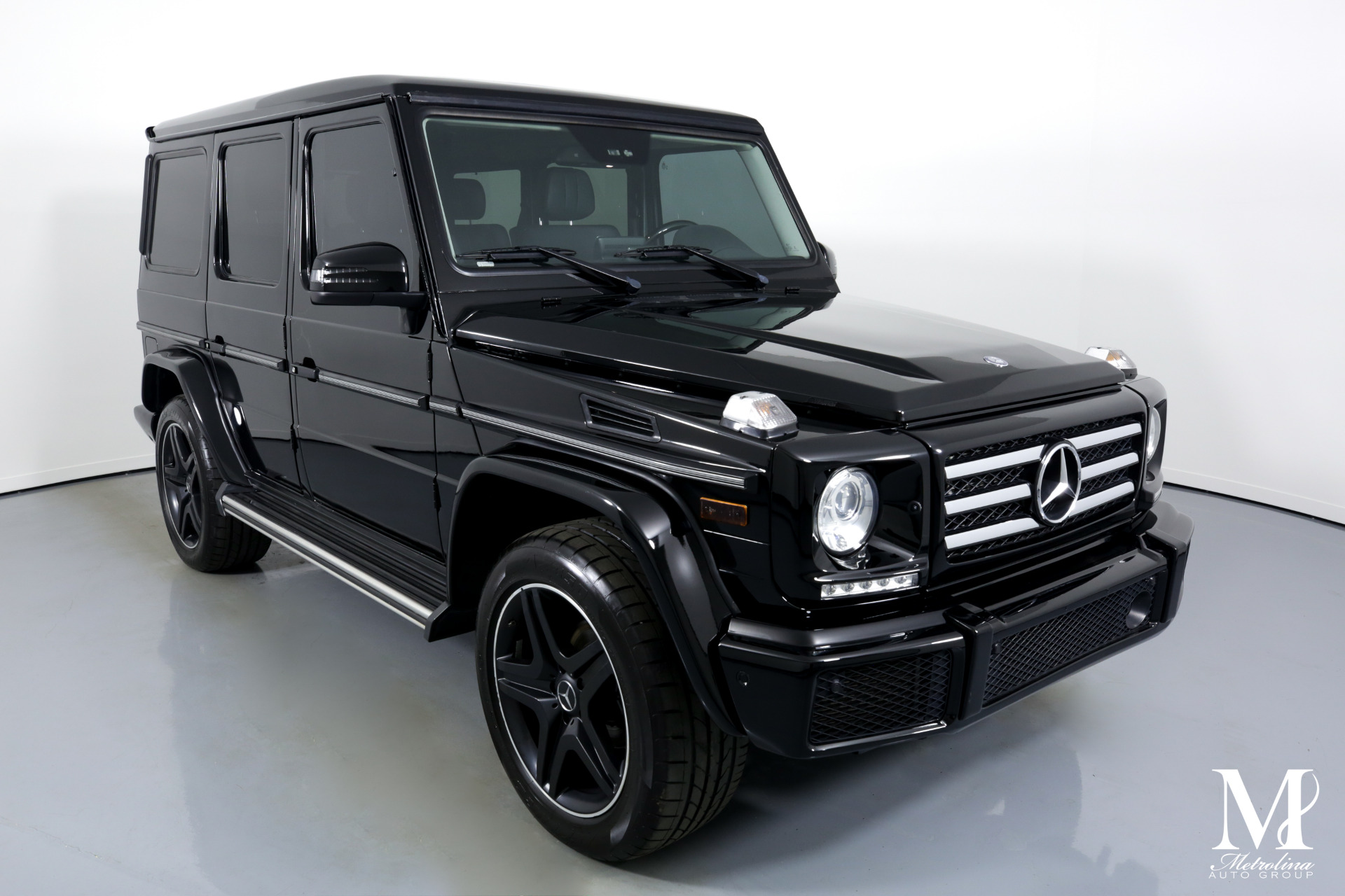 Used 2017 Mercedes-Benz G-Class G 550 for sale $74,996 at Metrolina Auto Group in Charlotte NC 28217 - 2