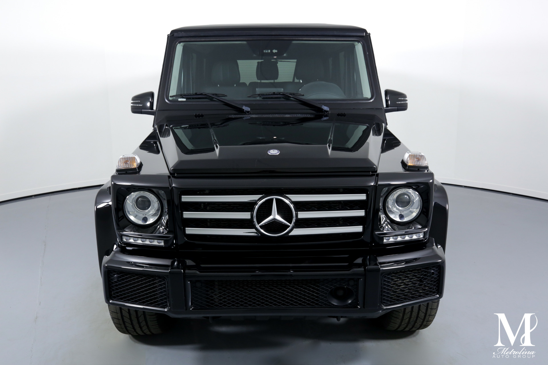 Used 2017 Mercedes-Benz G-Class G 550 for sale $74,996 at Metrolina Auto Group in Charlotte NC 28217 - 3