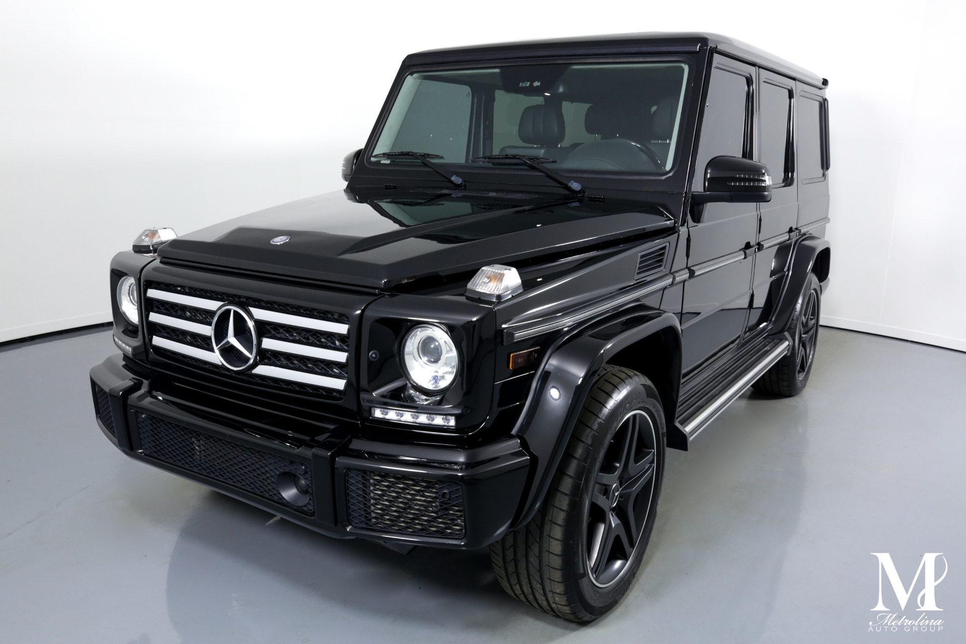 Used 2017 Mercedes-Benz G-Class G 550 for sale $74,996 at Metrolina Auto Group in Charlotte NC 28217 - 4