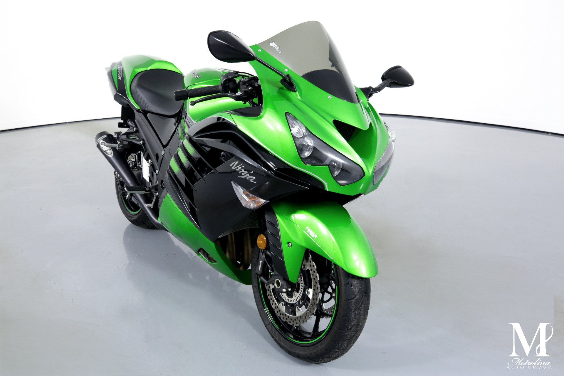 Used 2016 KAWASAKI ZX14 for sale $8,696 at Metrolina Auto Group in Charlotte NC 28217 - 2