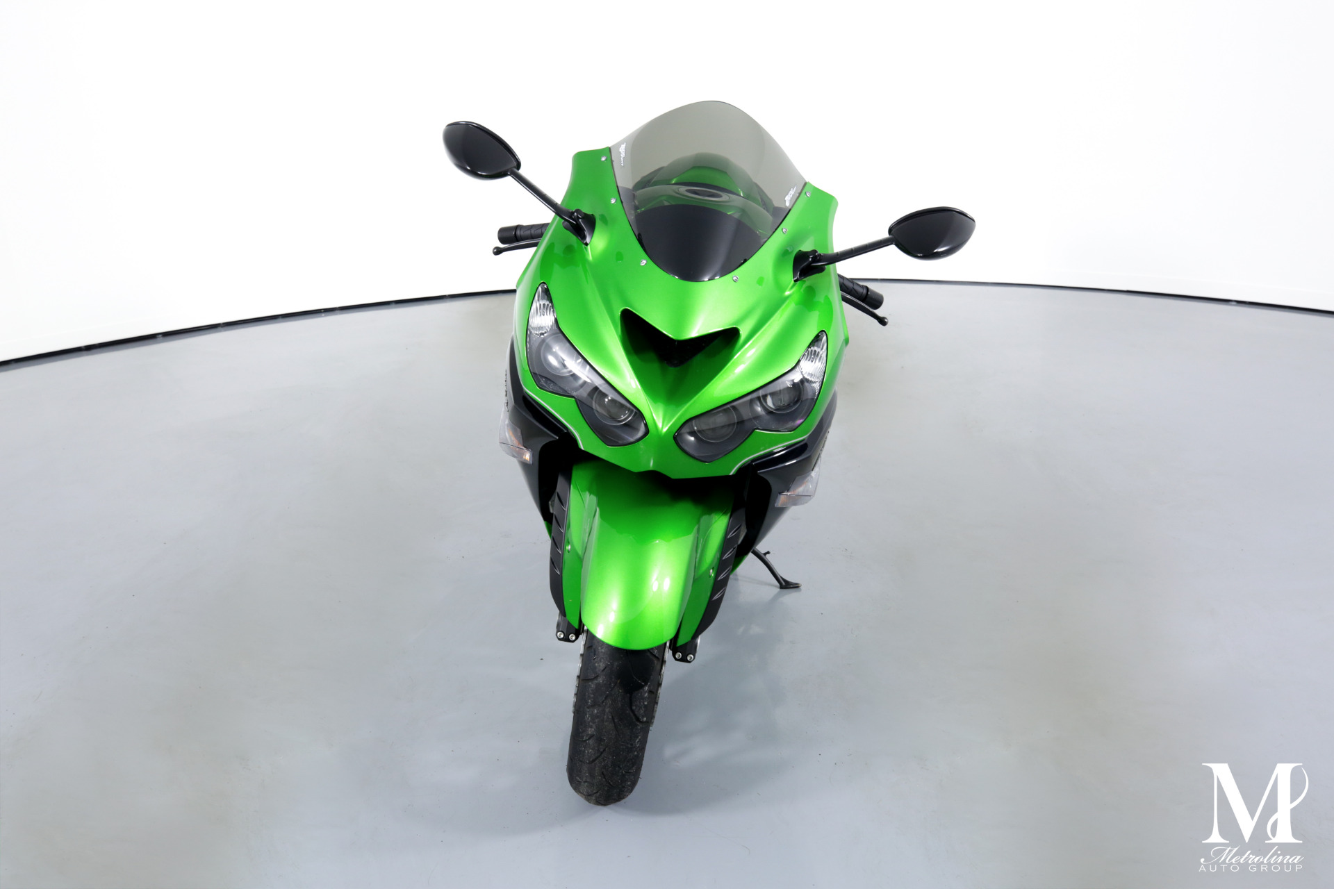 Used 2016 KAWASAKI ZX14 for sale $8,696 at Metrolina Auto Group in Charlotte NC 28217 - 3