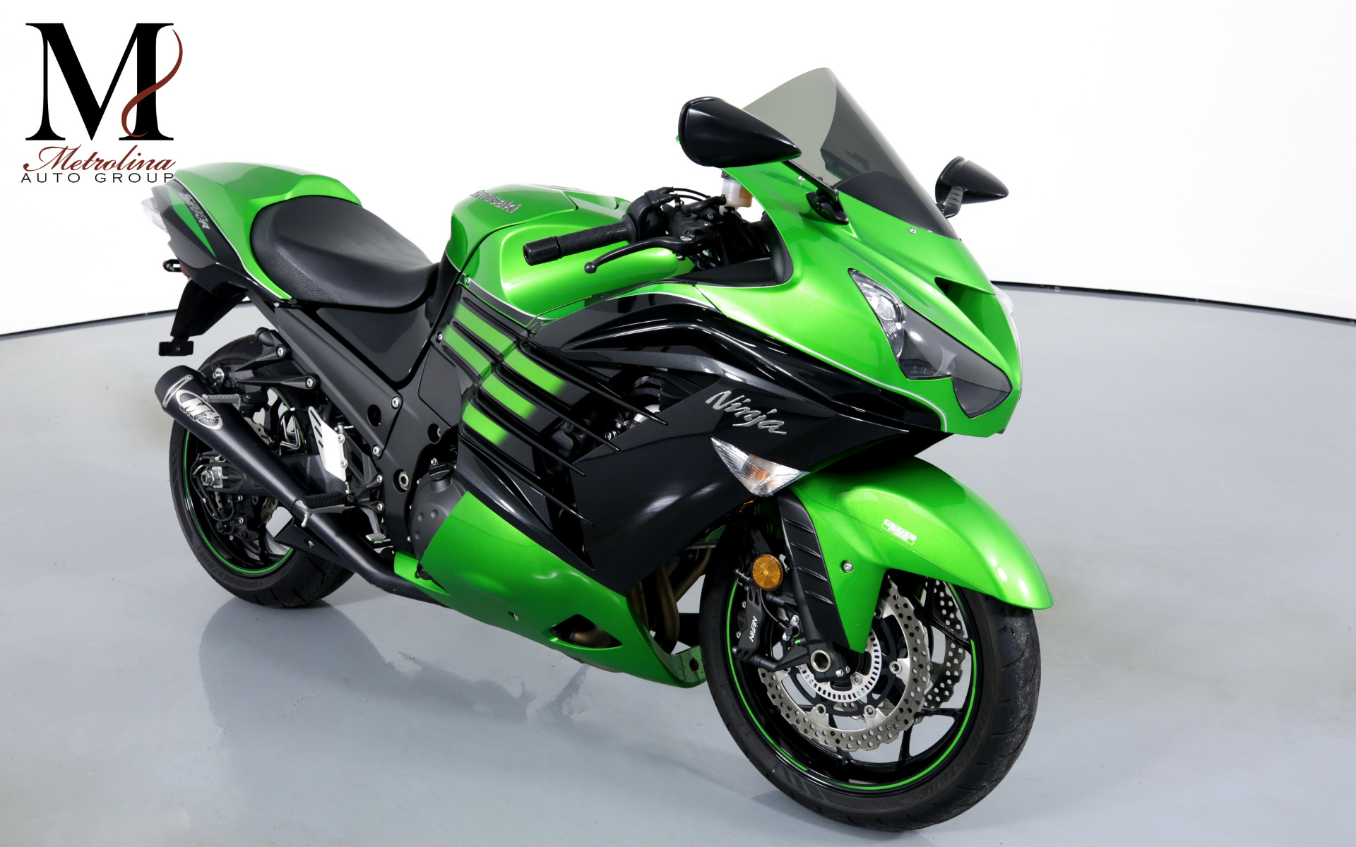 Used 2016 KAWASAKI ZX14 for sale $8,696 at Metrolina Auto Group in Charlotte NC 28217 - 1
