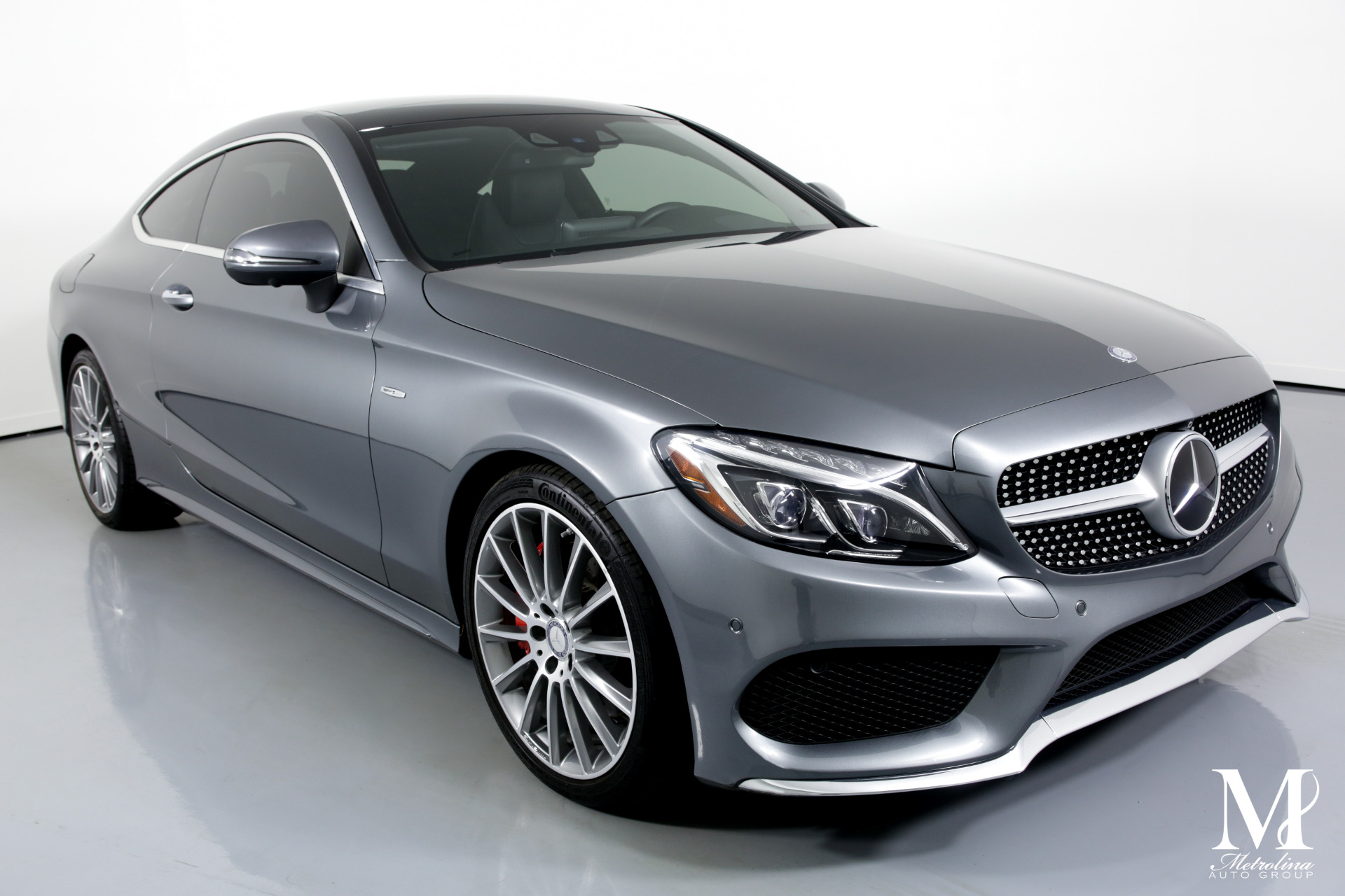 Used 2017 Mercedes-Benz C-Class C 300 for sale Sold at Metrolina Auto Group in Charlotte NC 28217 - 2