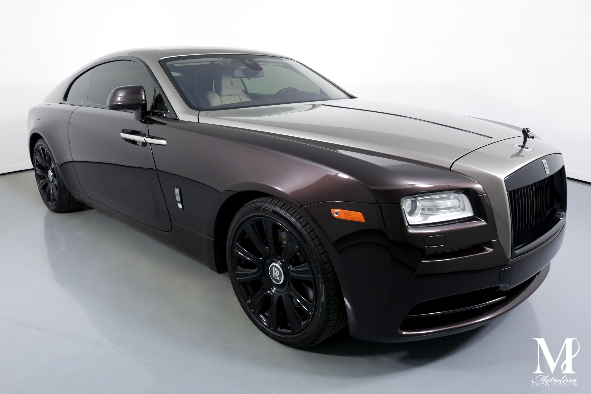 Used 2014 Rolls-Royce Wraith for sale Sold at Metrolina Auto Group in Charlotte NC 28217 - 2
