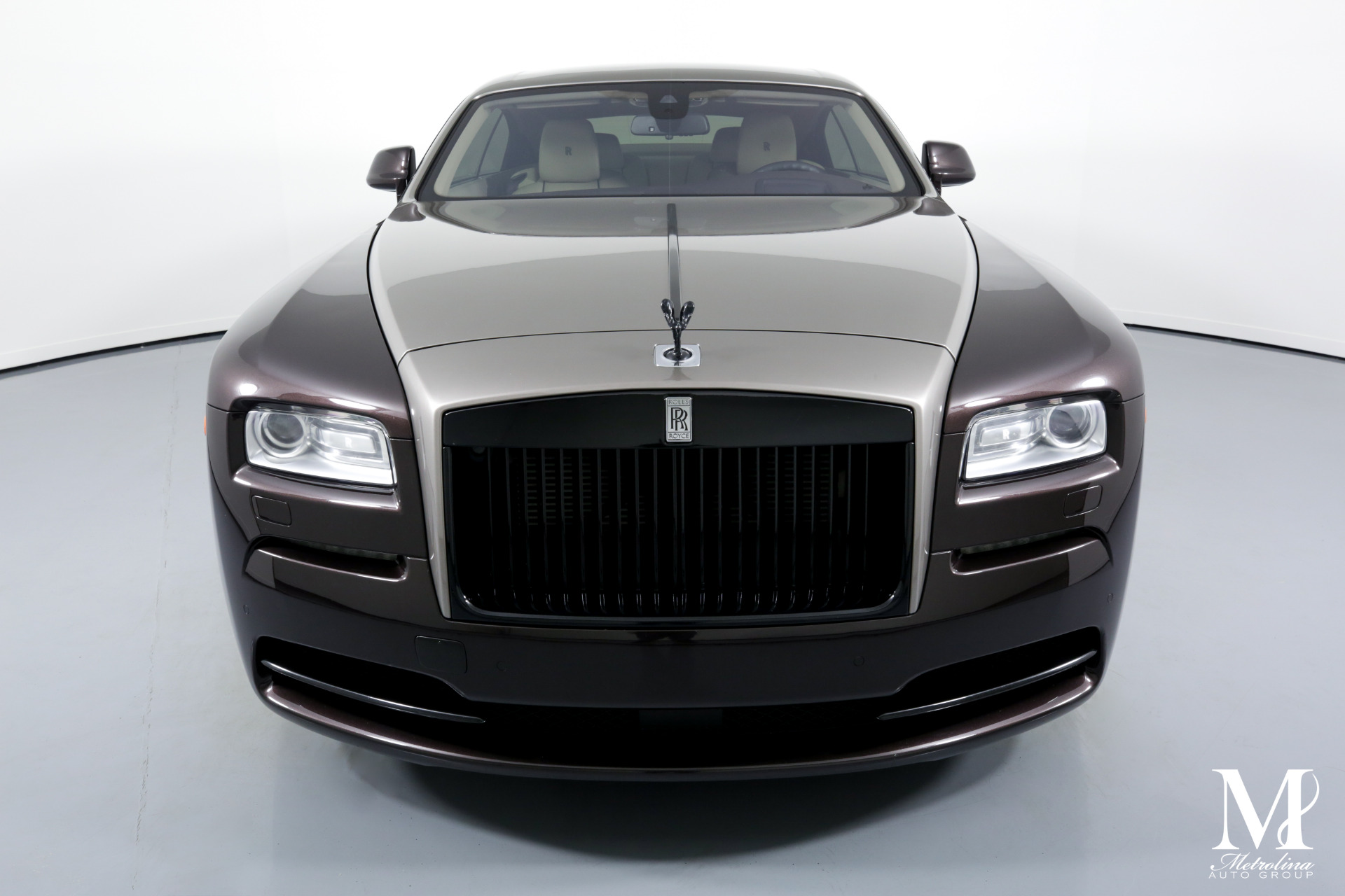 Used 2014 Rolls-Royce Wraith for sale $157,996 at Metrolina Auto Group in Charlotte NC 28217 - 3